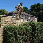 Attractive Gardens Leeds hedge trimming services