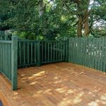 Attractive Gardens Leeds fence treatment services